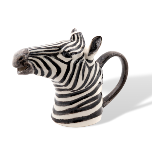 Quail Designs Zebra Jug: Large
