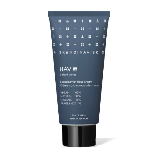 Skandinavisk Hav (Distant Shores) Organic 75ml Hand Cream