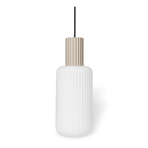 Broste Lolly Ceiling Lamp Sand  Ø16cm