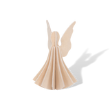 Lovi Angel 13cm Natural Wood