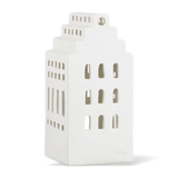 Kähler Urbania Lighthouse Manor White Ceramic