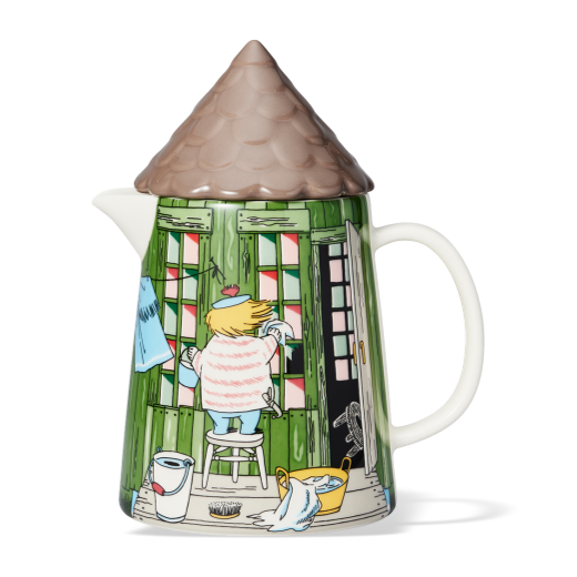 Arabia Moomin 1 Litre Pitcher The Bath House