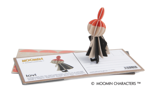 Lovi Moomin Little My 8cm