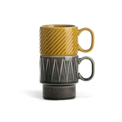 Sagaform Coffee and More Mug Grey