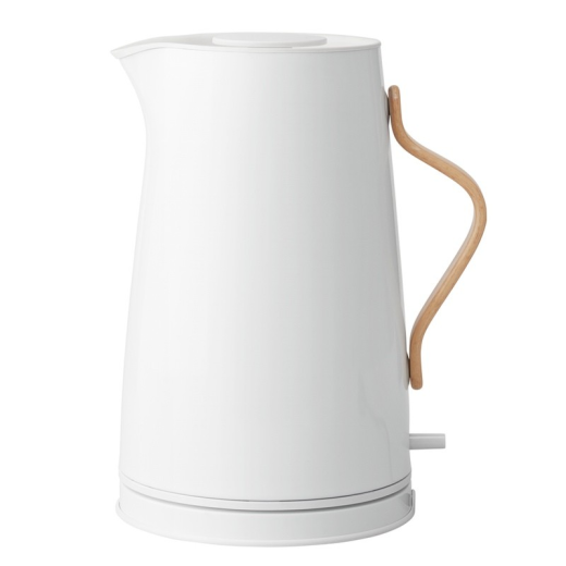 Stelton Emma Electric Kettle Chalk White