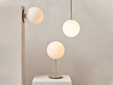 Menu TR Bulb Table Lamp Brushed Brass