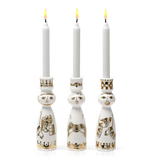 Bjørn Wiinblad Christmas Three Wise Men Candleholder