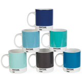 Copenhagen Design Pantone Living Mug Light Blue 550