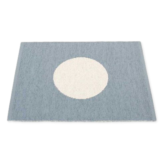 Pappelina Vera Small One Rug Storm