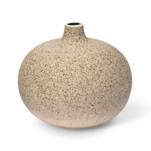 Lindform Bari Vase Medium Sand Medium