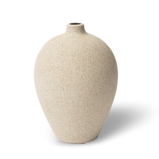 Lindform Ebba Vase Light Sand Medium