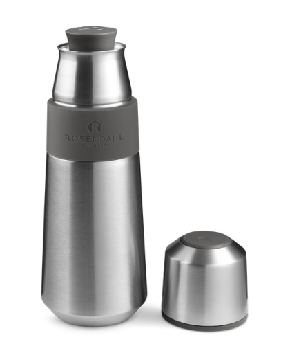 Rosendahl Grand Cru Thermos Flask Dark Grey