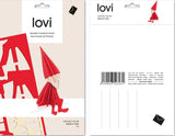 Lovi Elf 12cm Red