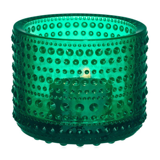 Iittala Kastehelmi Votive 64mm: Emerald