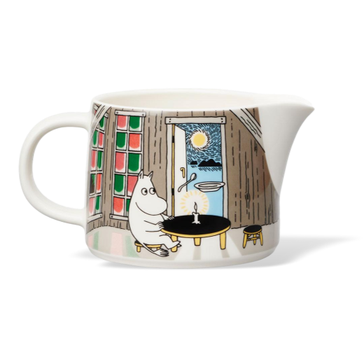 Arabia Moomin 350ml Pitcher Moment of Twilight