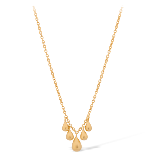 Pernille Corydon Waterdrop Necklace Gold