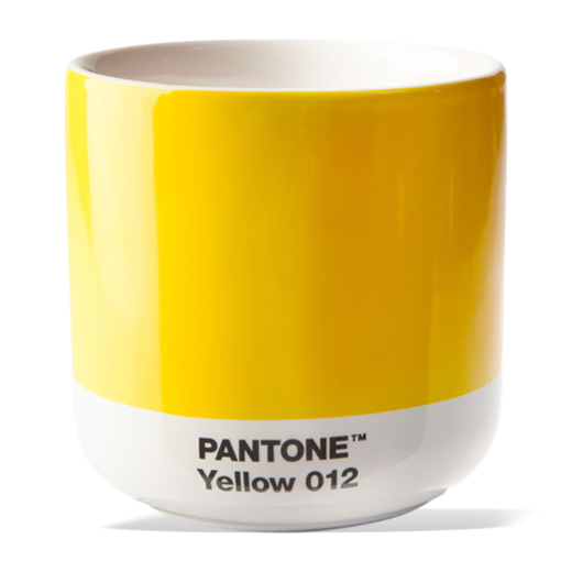 Copenhagen Design Pantone  Living Thermo Cup Yellow 012