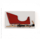 Design Ideas Alpine Sleigh
