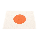 Pappelina Vera Small One Rug Orange