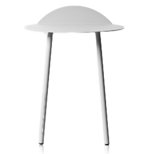 Menu Yeh Wall Table, Low, Light Grey