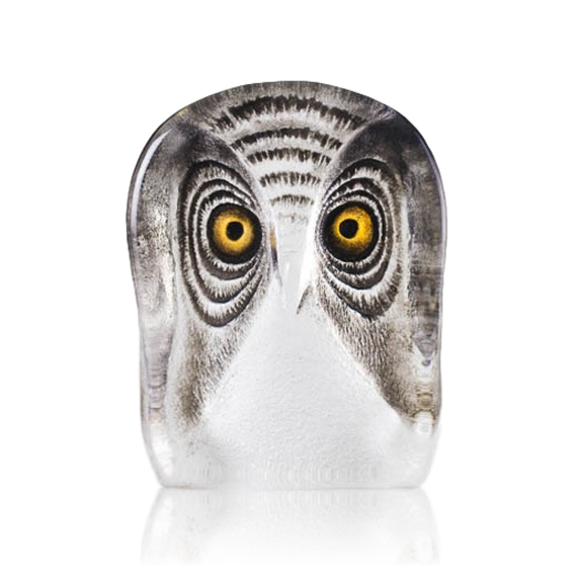 Mats Jonasson Målerås Owl Sculpture Small