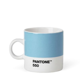 Copenhagen Design Pantone Living Espresso Cup Light Blue 550