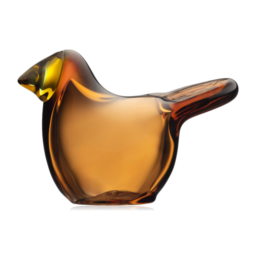 Iittala Birds By Toikka Flycatcher Copper & Lemon 2021