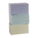 Iris Hantverk Soap 3 Pack Lemongrass, Poppy, Lavender