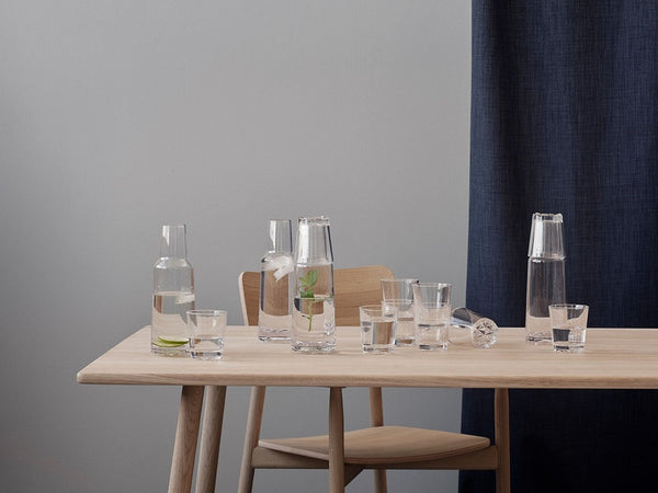 Stelton 1 Litre  Glacier Carafe With Glass