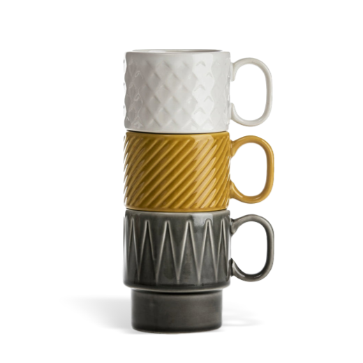 Sagaform Coffee and More Mug Yellow