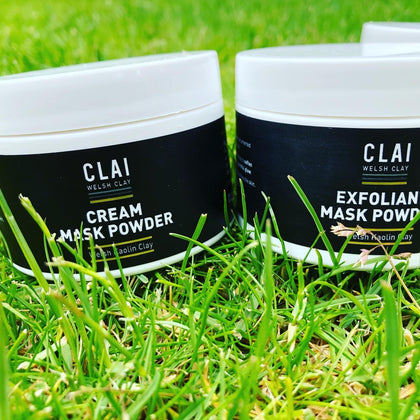 Welsh Clay Pamper Products