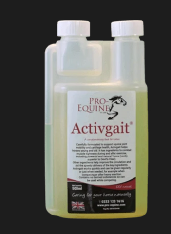 ACTIVGAIT HORSE SUPPLEMENT FOR JOINTS & MOBILITY