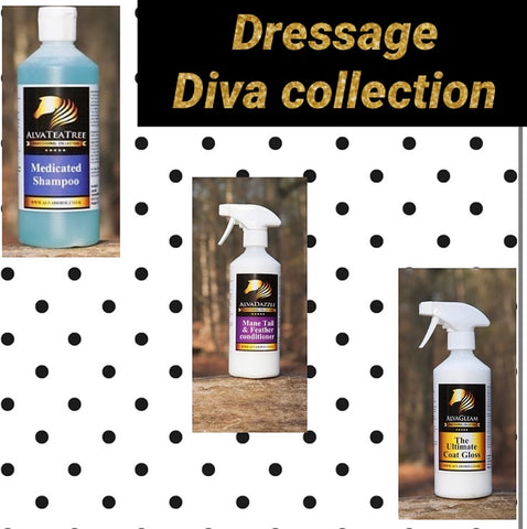 Dressage diva collection