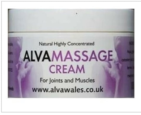 AlvaMassage Horse Cream