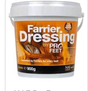 Farrier dressing by Pro Feet