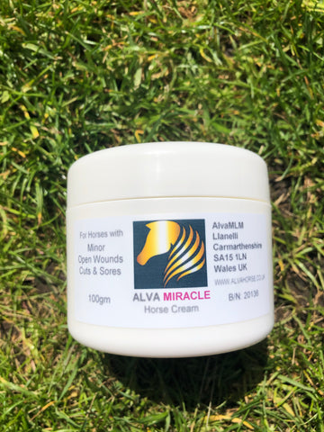 AlvaMiracle Cream 100gm