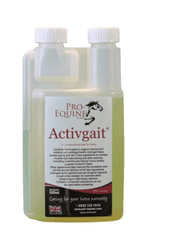Pro-Equine Activgait Horse Supplement for Joints and Mobility