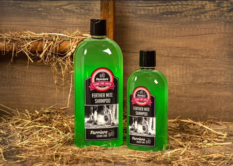 FEATHER MITE SHAMPOO