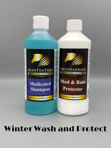 Winter Mud Wash and Protect