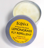 Lemongrass Equine Fly Repellent