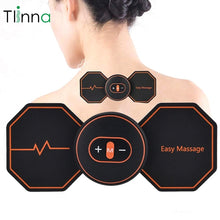 Load image into Gallery viewer, Tlinna Neck Massager Shoulder Electrical Shiatsu Back Neck Body Massage Home Relaxation Massager Fitness Instrument