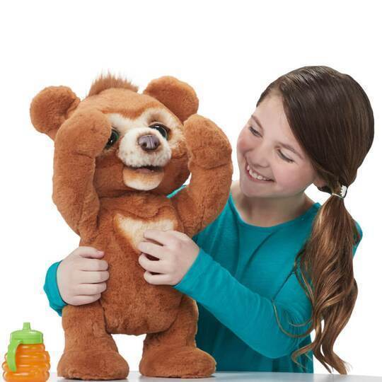The Curious Bear Interactive Plush Toy ** Buy 1 to Get 40%OFF Today**
