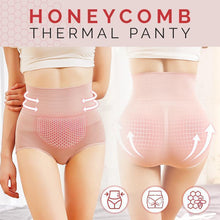 Load image into Gallery viewer, Honeycomb Thermal Panty