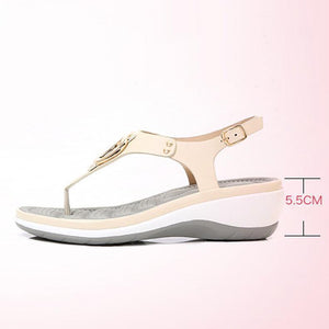 🔥50% OFF TODAY🔥 Women Soft Arched Sole Comfortable Casual Sandals