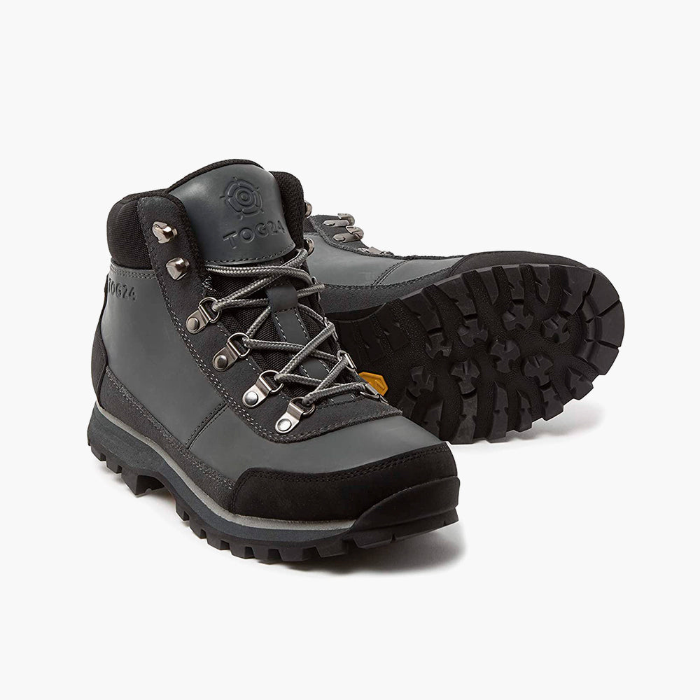 Hiking Boots - Vibram Resole