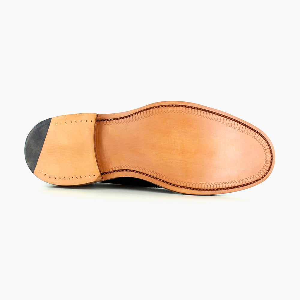 Wares English Tan Leather Sole