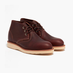 Chukka Resole - Vibram Wedge