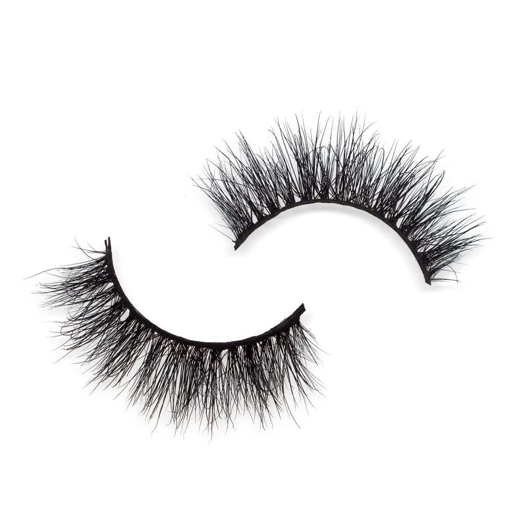 Lightweight Strip lashes - Baby's Breath - ByJoyadenuga - ByJoyadenuga.com - Eyelashes