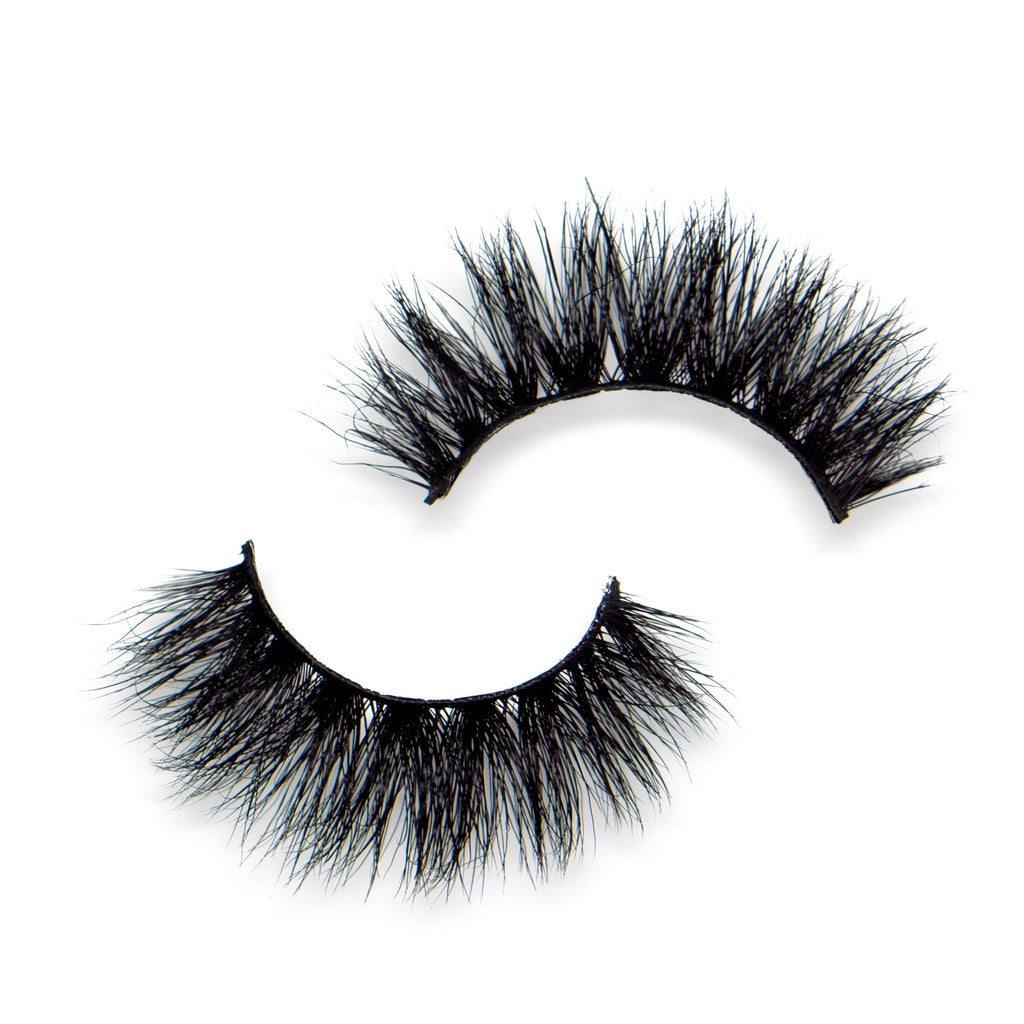 Lightweight Strip Lashes - Hydrangea - ByJoyadenuga