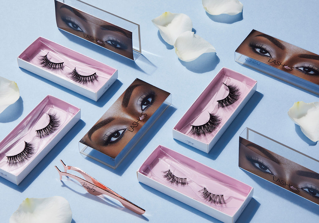 The Lightweight Lash Set - ByJoyadenuga